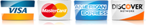 For AC in Minneapolis MN, we accept most major credit cards.