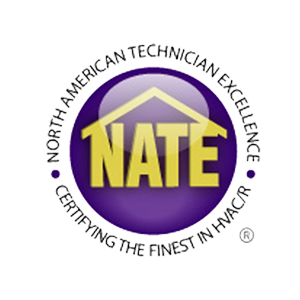 For your AC repair in St. Louis Park MN, trust a NATE certified contractor.